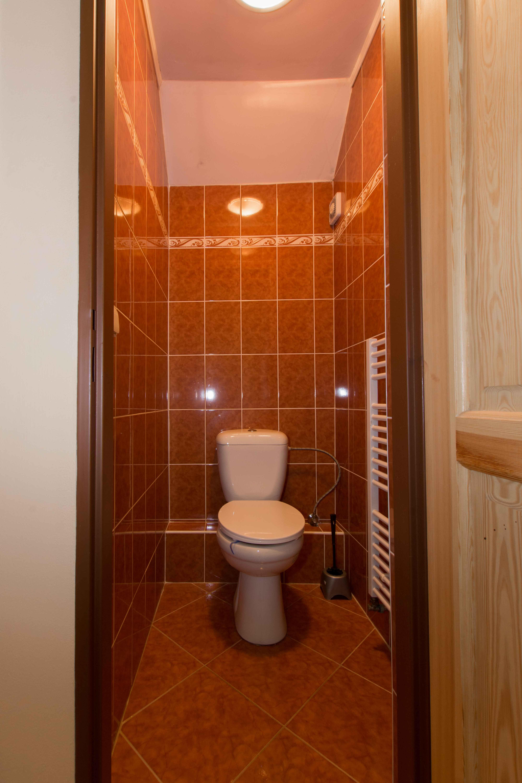 WC apartmánu